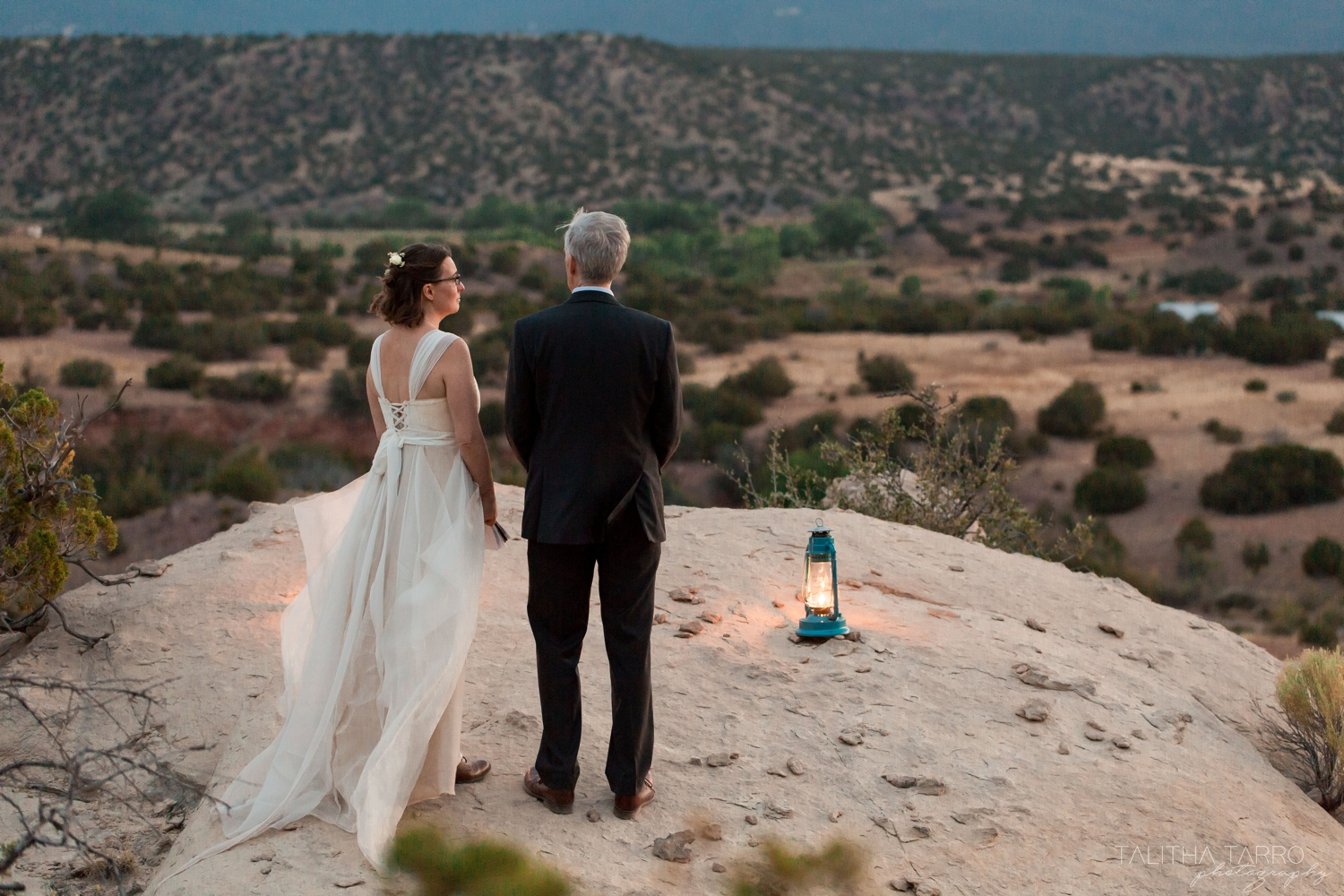 New Mexico Wedding Elopement