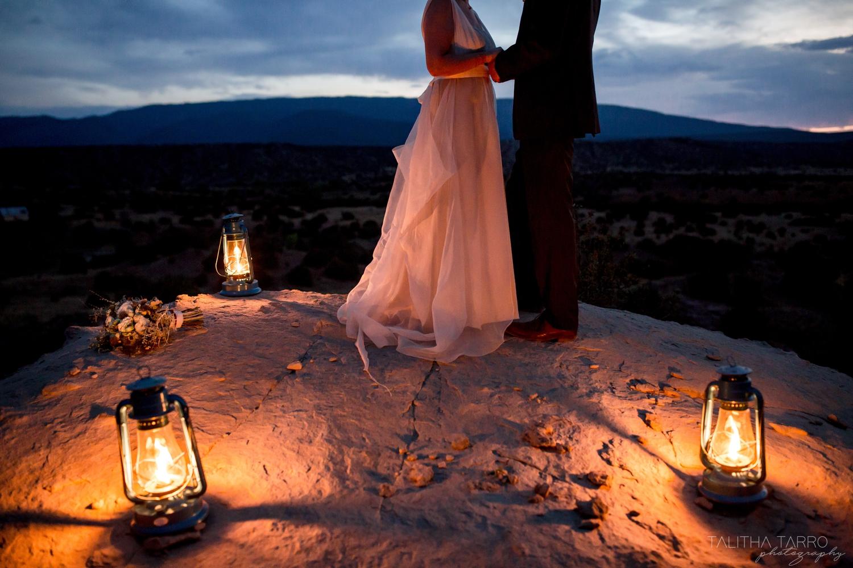 Santa Fe Wedding Elopement