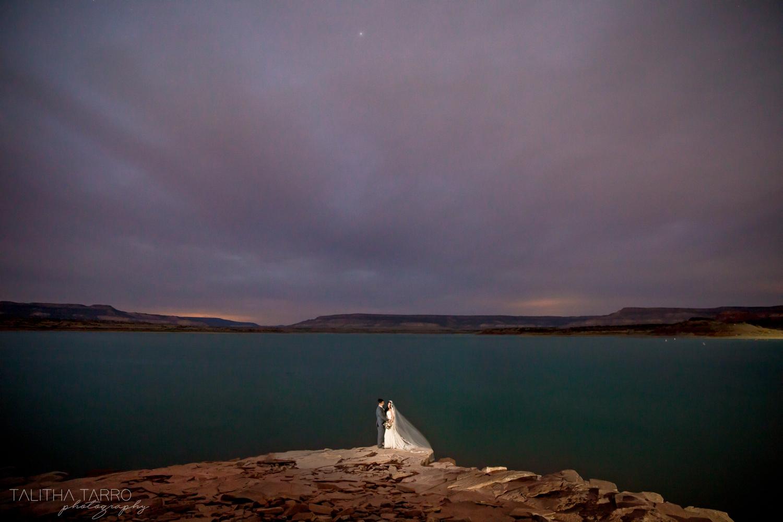Abiquiu Lake Wedding Photography Session