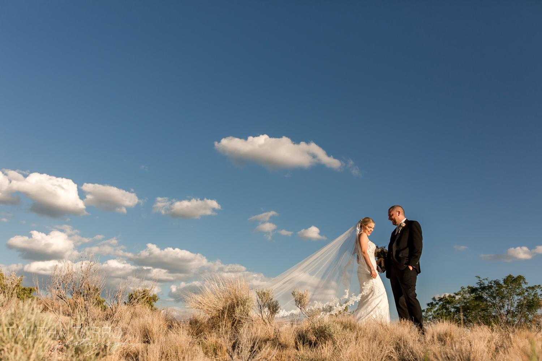 Outdoor Santa Fe Wedding Photography
