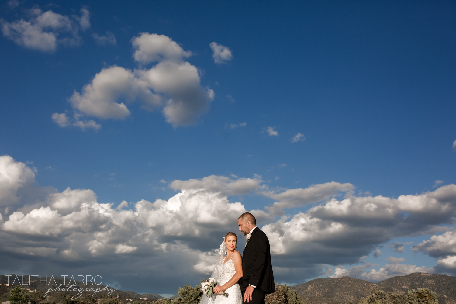 Outdoor Wedding Photography Session