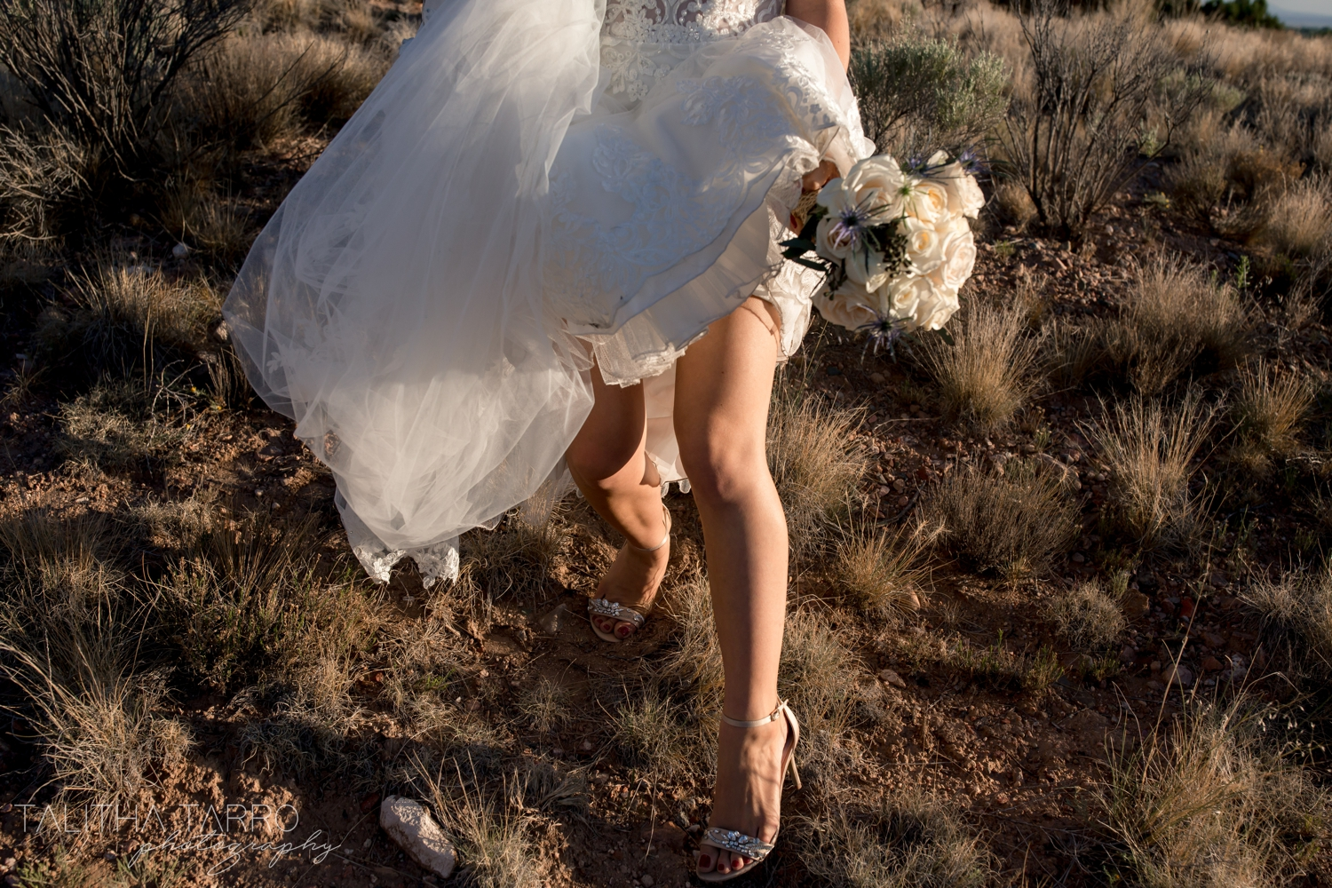 Desert Wedding Photography Session